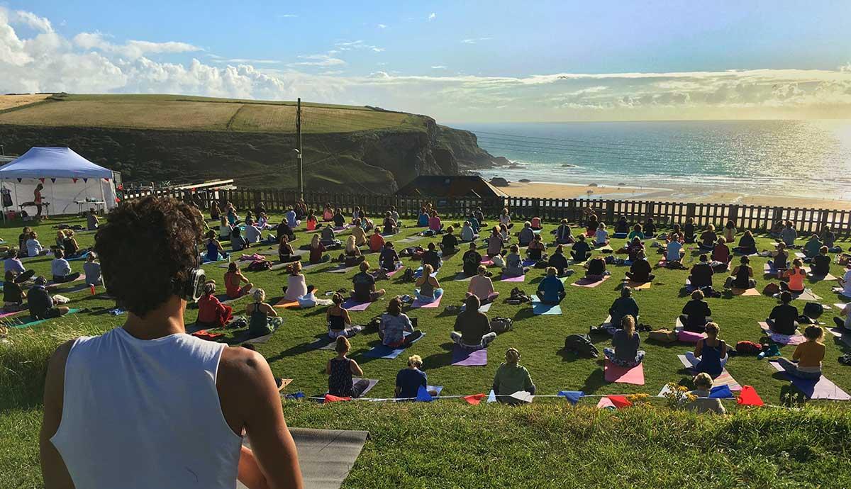 Yoga Hire UK Event Equipment Mats